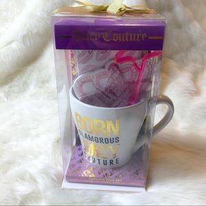 Juicy Couture Born Glamorous Ceramic Mug Gifts Set